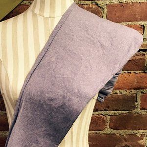 Purple Solid Marled LulaRoe LLR One Size Leggings